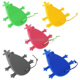 Chinese  Door Stop Silicone Mouse Shape Protection For Baby Safety Stopper Security Guard J26 Drop shipping manufacturers