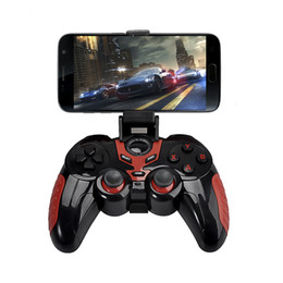 Discount free game android - Android Bluetooth Gamepad For Android Smart Phone TV Box Joystick Wireless Bluetooth Joypad Game Controller With Free Ho