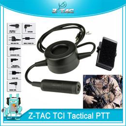 Kenwood tactical headsets online shopping - Tactical TCI PTT Waterproof PTT For Headset fit Baofeng UV R UV R UV UV B6 TYT TH UVF9 Radio Kenwood Icom Midland Motorola Version