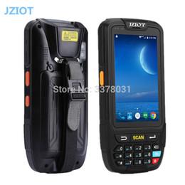 Discount rfid reader handheld - LF RFID nfc reader handheld terminal 1d 2D barcode scanner android pda