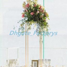 Shop Tall Metal Flower Stands Wedding UK   Tall Metal Flower Stands ...