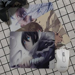 $enCountryForm.capitalKeyWord NZ - Yinuoda Noragami Rubber Mouse Durable Desktop Mouse pad anime Non-Slip Laptop Computer PC gaming pad desk mat