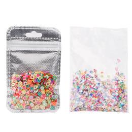 $enCountryForm.capitalKeyWord NZ - 1000PCS Bag 3D Fruit Fur Shape Polymer Clay DIY Nail Art Tip Sticker Decoration