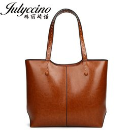 $enCountryForm.capitalKeyWord Canada - JULYCCINO Leather Handbags Big Women Bag High Quality Casual Female Bags Trunk Tote Spanish Brand Shoulder Bag Ladies Large