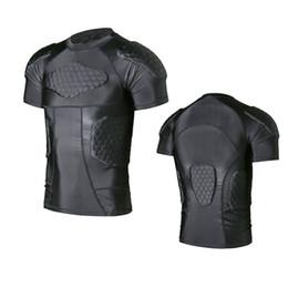 Deportes al aire libre Carreras de motos Camisa de armadura corporal Cuello vertebral Accesorios para equipos de protección