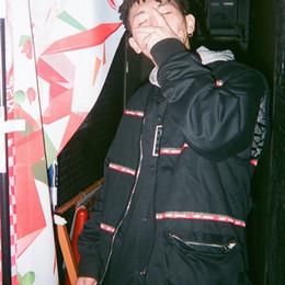 $enCountryForm.capitalKeyWord Canada - Luxury Stripe Jacket Vest Coat Men Women Zipper Jackets Couple Outfit Casual Street Skateboard Outwear White Black Jacket Vest HFYMJK029