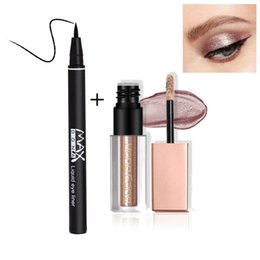 Xixi Starry Eyeshadow Palette 9 Colors Gold Blue Pink Shimmer Pigment Waterproof Long Lasting Glitter Eyeshadow Powder Ac069 Beauty & Health