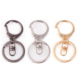$enCountryForm.capitalKeyWord Australia - Chain Metal Color Key Chain Mobile Pendant Straps Charms Key ring bag pendant lobster clasp fashion jewelry accessories 127