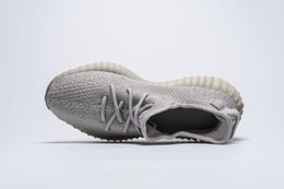 Real Authentic Shoes UK - Newest 350 V2 Sesame F99710 Butter Beluga 2.0 Authentic Quality Real Outdoor Sport Shoes Kanye West Cushioned Sole Running Shoes US 5-12.5