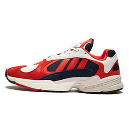 reputable site d05af 21134 Adidas Originals Yung-1 Apline FRIEZA DRAGON BALL Z X Cloud White Orange  Daddys Shoes Sports Fashion Athletic Designer Sneakers Online