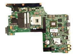 Discount envy laptops - 630792-001 for ENVY 17T-2100 17 laptop motherboard DDR3 DA0SP9MB8D0 REVD HM67 Free Shipping 100% test ok
