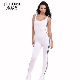 $enCountryForm.capitalKeyWord Australia - One Piece Elegant Summer Female fitness jumpsuits 2017 backless tracksuit sexy women rompers body suit playsuit overalls macacao