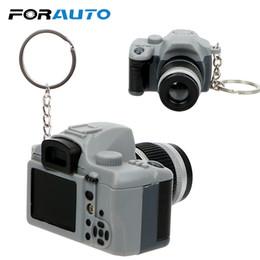 $enCountryForm.capitalKeyWord NZ - FORAUTO Car Mini Camera Keyring Flash Light & Buzzle Key Chain Car Ornament Gift Key Ring Auto Accessories Car-styling