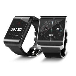 Smartwatch Gps Wifi Camera Australia - DM2018 Big Screen 4G Smart Watch Phone RAM 1G+ROM 16GB WIFI GPS Smartwatch with 2MP Camera for Android iOS Fitness Tracker Watch