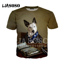 ae1d5b10bbef Long 3d T Shirt Dog UK - wholesale NEW T-Shirts 3D Print Funny Dog