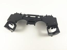 Yüksek kaliteli R1 L1 Anahtar Tutucu Dahili Şok Motor Desteği Standı iç çerçeve desteği PS4 PS 4 Denetleyici DualShock 4 için Tamir Bölüm