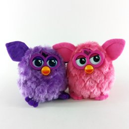 Toys & Hobbies New Arrival Electronic Interactive Toys Phoebe Firbi Pets Fuby Owl Elves Plush Recording Talking Smart Toy Gifts Furbiness Boom Superior Performance