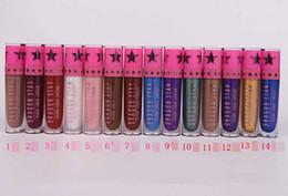 Toptan satış Dudak parlatıcısı sıvı ruj mat lipgloss Kozmetik Androgyny Astar Kalıcı makyaj yapışmaz fincan labial dudaklar makyaj 15 renkler