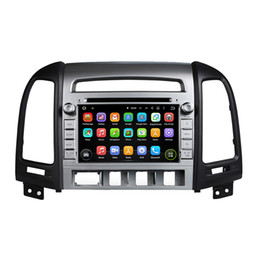 $enCountryForm.capitalKeyWord Australia - Car DVD player for HYUNDAI SANTA FE 2006-2011 7inch Octa core 2GB RAM Andriod 6.0 with GPS,Steering Wheel Control,Bluetooth,Radio