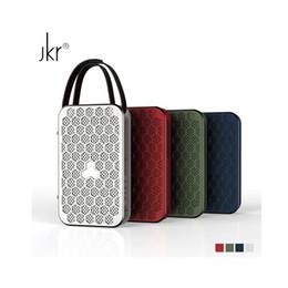Handbag for ipHone mini online shopping - JKR Wireless NFC Bluetooth Speaker Portable Mini Subwoofer Handbag Shape Speakers Loudspeaker Remote Control for iPhone Phone