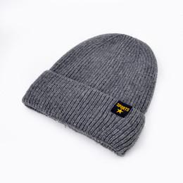 19f5c12ff2b Five Star Wool Beanies Knit Men s Winter Hat Skullies Bonnet Winter Hats  For Men Women Beanie Warm Baggy Outdoor Sports Hat