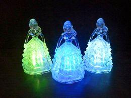 $enCountryForm.capitalKeyWord NZ - Acrylic Princess colorful lantern hot toy Birthday wedding creative little gift