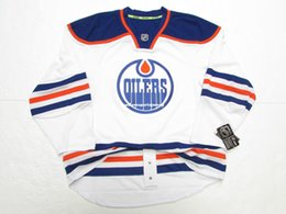 0168231d0 Cheap custom EDMONTON OILERS AWAY EDGE 7231 HOCKEY JERSEY stitch add any  number any name Mens Hockey Jersey XS-5XL