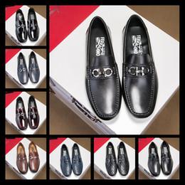 Summer Lace Dress Italy NZ - 2018 Italy Men Dress Shoes Men Formal Leather  Luxury Wedding 9da64eba8462