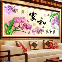China Pole Australia - New Pattern 5D Diamonds Painter And Everything Interest A Living Room Will Painting Stick Drill Cross Embroidery Generation Hair