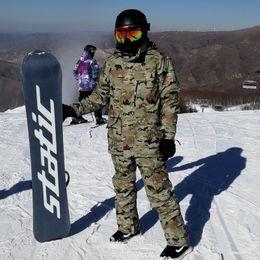 $enCountryForm.capitalKeyWord NZ - -30 degree ski jacket men thick warm windproof waterproof mountaineering Large size snowboarding ski pants assault suit men