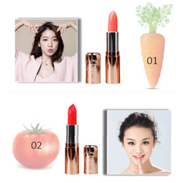healthy lipstick Canada - BOB Healthy Fruity Lipstick Moisturizing Natural Organic Lip Stick Pregnant Women's Lipsticks Quality Professional Lips Makeup
