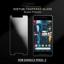 Cell Phone Cases For Cheap Canada - 0.3mmTempered Glass Screen Protecor for Google Pixel2 Pixel 2XL Mobile Cheap Anti Fingerprint Screen Case for Google Cell Phone