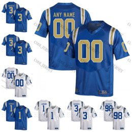 5cde3f3ef personalized college football jerseys 2019 - Custom NCAA UCLA Bruins College  Football Personalized Any Name Number
