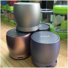 $enCountryForm.capitalKeyWord Australia - EWA A150 Protable Mini Mental Bluetooth Speaker bass 3D stereo HIFI wireless Speaker Support TF Card Good Sound