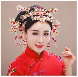 $enCountryForm.capitalKeyWord Australia - Brides, costume, headwear, Chinese comb accessories, wedding dresses and accessories. (twenty-seven)