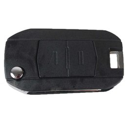 Wholesale 2BUTTONS REMOTE FOB FLIP KEY CASE UPGRADE FOR Car VAUXHALL OPEL CORSA C MERIVA COMBO