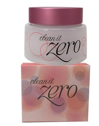 New Luxury Korea brand top quality ZERO mild face lip makeup remover 100ML free shipping 1pcs