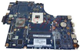 Motherboard For Acer Ddr3 Australia - MBRHM02001 P5JL0 LA-7221P for Acer Aspire 5830 laptop motherboard HD Graphics DDR3 S989 HM65 Free Shipping 100% test ok