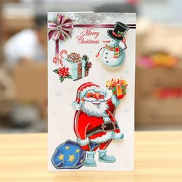 new year christmas greetings messages australia 20pcs lot christmas theme folding merry christmas message card