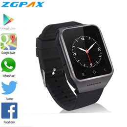 Smart watch phone 1.54 online shopping - New ZGPAX S8 Smart Watch quot Android4 CAM MB GB GPS WiFi MP4 FM Phone Record Smart watch Wristwatch pk x01s QW09 gear s2