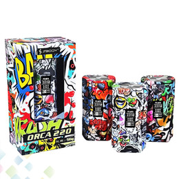 Vape box mod body online shopping - Original SBODY ORCA W MOD S BODY Fit Dual Battery Vape Box Mod E Cigarette for Atomizers DHL Free