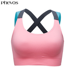 $enCountryForm.capitalKeyWord UK - Phevos Push Up Sports Bra Plus Size Fitness Bra Seamless Sports Top Female Top Women Yoga Sujetador Deportivo Mujer
