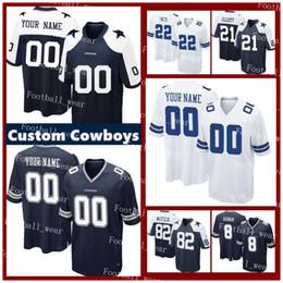 ... denmark mens women youth custom dallas cowboys jersey 22 emmitt smith  70 zack martin 50 sean 1f433f771