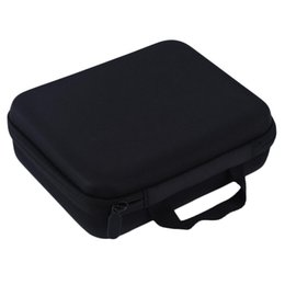 video hard 2019 - Waterproof Protective Case Shockproof Video Collection Bag Travel Storage Carry Hard Bag For Hero 4 3+ 3 2 Camera Size M