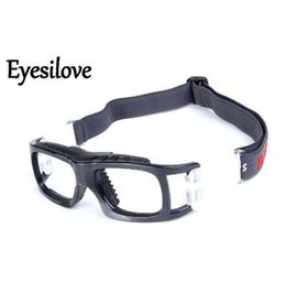 f4d67071f30 Eyesilove Basketball Protective Glasses Outdoor Sports Goggles Football  Mirror Male Men Sports Myopia Glasses frame Prescription