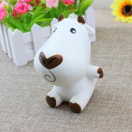 $enCountryForm.capitalKeyWord NZ - Simulation Cattle Squishy Decompression Toys Cartoon Milk Cow Squishies Phone Straps Charm Pendant Children Gift 9 9rf CR