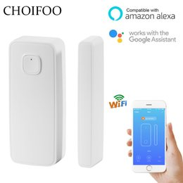 $enCountryForm.capitalKeyWord Australia - Door Window Wireless Automation Modules Sensor Works With Alexa Echo and google home Compatible For Smart Home Alarm Security