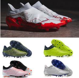 5f239ce86 Nailed shoes meN online shopping - TOP X Purechaos Men Soccer Boots Five  Colors FG Nail
