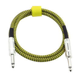 $enCountryForm.capitalKeyWord UK - Electric Guitar Audio Cable Electronic Musical Instrument Equipment Guitar Noise Reduction Shielded Cord Electric Guitar Connecting Cable