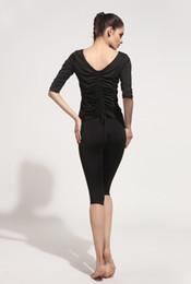 $enCountryForm.capitalKeyWord UK - New Stylish Women Fitness Leggings Stretch Slim Mesh Patchwork Capri Pant Trousers Fashion Women Skinny Calf-Length Pencil Yoga Pants